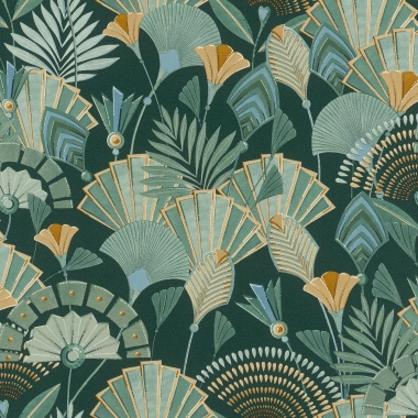 Papel Pintado Floral - HARIPU  | MURAKE - 765434