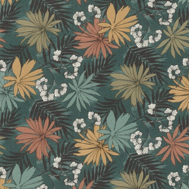 Papel Pintado Bosque de hojas - ISMAIL    MURAKE - 765445