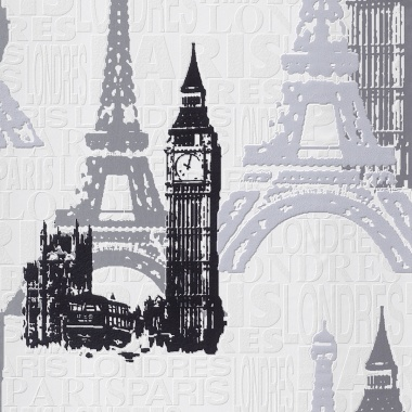 Papel Pintado Ciudades - METROPOLIS | MURAKE - 84375
