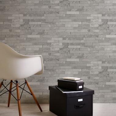 Papel Pintado Muro de piedra - BURTI 01   MURAKE - 285531