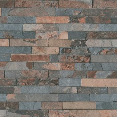 Papel Pintado Muro de piedra - BURTI 03   MURAKE - 285533