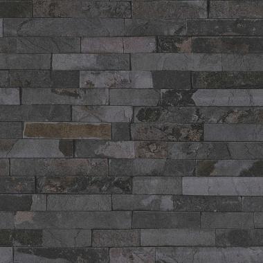 Papel Pintado Muro de piedra - BURTI 05   MURAKE - 285535