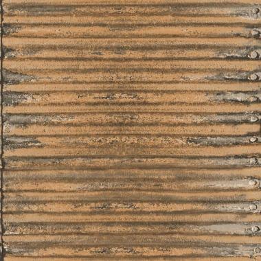 Papel Pintado Chapa metálica - ROWOC 02   MURAKE - 657032
