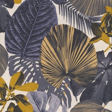 Papel Pintado Hojas - FUJI 05   MURAKE - KR005