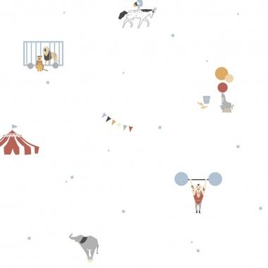 Papel Pintado Circo - SIRKUS 03 | MURAKE - 17103