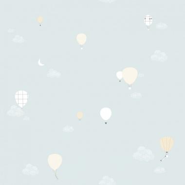 Papel Pintado Globos aerostáticos - BALONIS 01 | MURAKE - 17104