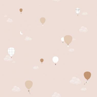 Papel Pintado Globos aerostáticos - BALONIS 03 | MURAKE - 17106