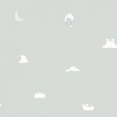 Papel Pintado Ositos - AYILA 01 | MURAKE - 17111