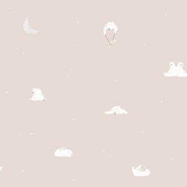 Papel Pintado Ositos - AYILA 03 | MURAKE - 17113