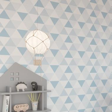Papel Pintado Triángulos - ANGLES 04 | MURAKE - 14534