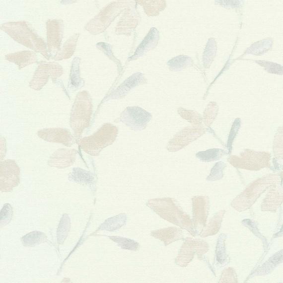 Papel Pintado ALCES FLORES 02 - 1