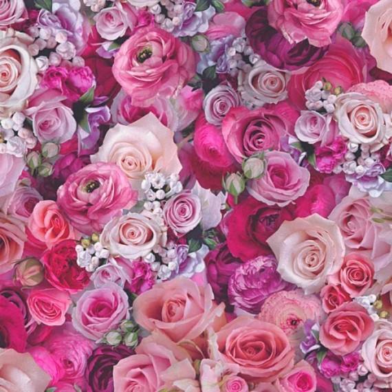 Papel Pintado URBAN FLOWERS 221 - 1