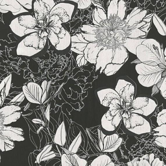Papel Pintado URBAN FLOWERS 984 - 1